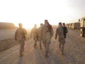 Dennis Afghanistan 2011